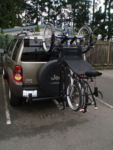 Tandem Topper One Person Loading Roof Top Racks